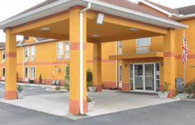 Jameson Inn and Suites Hazlehurst Exterior